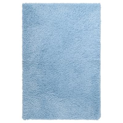 ГРОШЁН Коврик для ванной, голубой