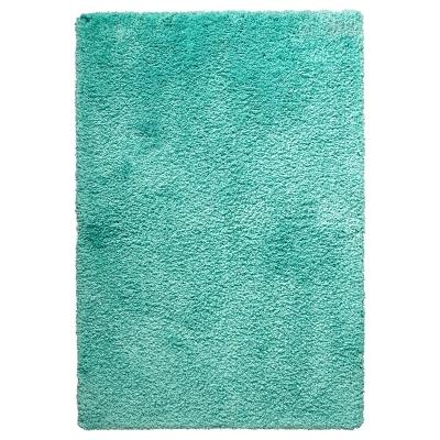 ГРОШЁН Коврик для ванной, светло-зеленый