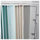 БОЛМОН Штора для ванной, разноцветный
