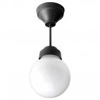 ВИТЕМОЛЛА Потолочный светильник, металлический, стекло