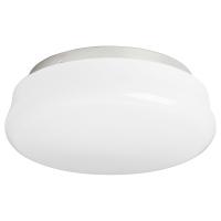 ГОСГРУНД Потолочный светильник, молочный