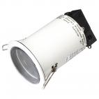 КИЛИНГЕ Светильник точечный встроенный, д/дома/улицы белый, регулируемый белый