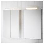 ЭСТАНО Светодиодная подсветка шкафа/стены, белый