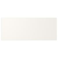УТРУСТА Фронтальная панель ящика, средняя, белый