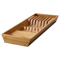 ВАРЬЕРА Подставка для ножей, бамбук