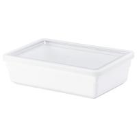 ТИЛЛЬСЛУТА Контейнер+крышка д/сухих продуктов, белый