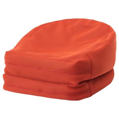 БУССЭН пуф-мешок оранжевый