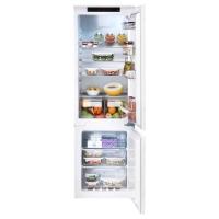 ИСАНДЕ Встраив холодильник/морозильник А++, система No Frost белый