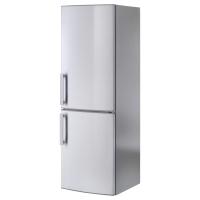 КИЛИГ Холодильник/морозильник A++, система No Frost нержав сталь