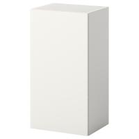 КНОКСХУЛЬТ Навесной шкаф с дверцей, белый
