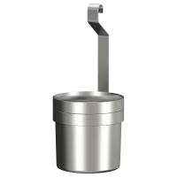ГРУНДТАЛЬ Сушилка для стол приб, нержавеющ сталь