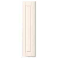 БУДБИН Дверь, белый с оттенком