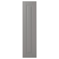 БУДБИН Дверь, серый