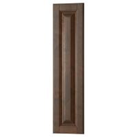ДАЛАРНА Дверь, темно-коричневый
