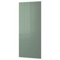 КАЛЛАРП Дверь, глянцевый светло-зеленый