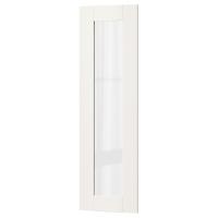 СЭВЕДАЛЬ Стеклянная дверь, белый