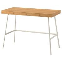 ЛИЛЛОСЕН Письменный стол, бамбук