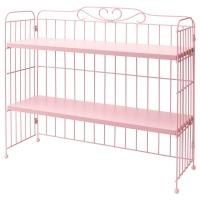 ФАЛЬКХОЙДЕН Дополнительный модуль для стола, розовый