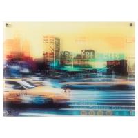 МАНТЭБО Картина, Такси в Нью-Йорке