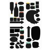 КЛЭТТА Декоративные наклейки, символы