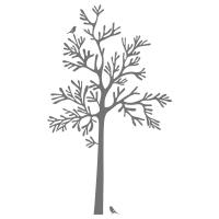 МОССЕН Декоративные наклейки, дерево