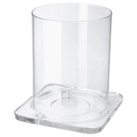 ГЛАСИГ Фонарь, прозрачное стекло