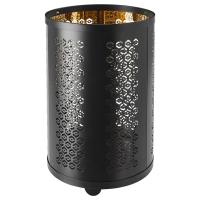СТАБИГ Фонарь для формовой свечи, черный