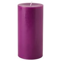 СИНЛИГ Формовая свеча, ароматическая, Цветение, сиреневый