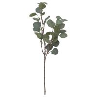 СМИККА Цветок искусственный, эвкалипт, зеленый