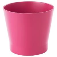 ПАПАЙА Кашпо, темно-розовый