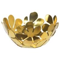 СТОКГОЛЬМ Миска, желтая медь золотой