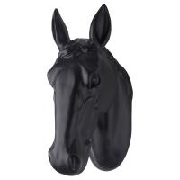 СУРДЕГ Настенное украшение, лошадь черный
