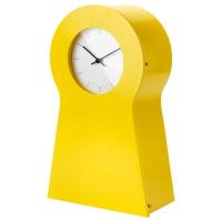 ИКЕА ПС 1995 Часы, желтый