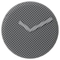 СИПРА Настенные часы, серый