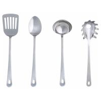 ГРУНКА Кухонные принадлежности,4 предмета, нержавеющ сталь