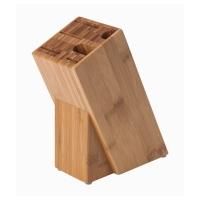 ХИВЛА Подставка для ножей, бамбук