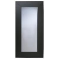 МОНГСТАД Зеркало, черно-коричневый