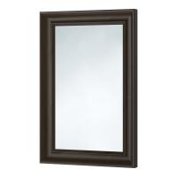 ХЕМНЭС Зеркало, черно-коричневый