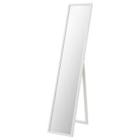 ФЛАКНАН Зеркало напольное, белый