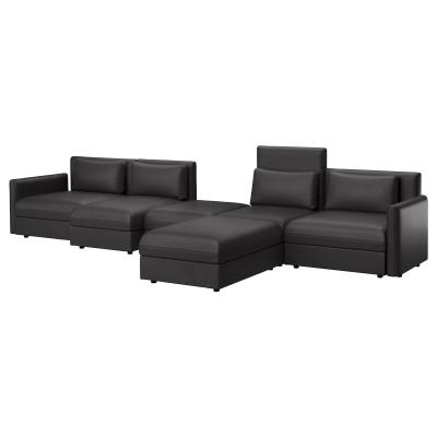 ВАЛЛЕНТУНА 5-местный диван, Мурум бежевый