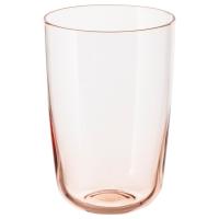 ИНТАГАНДЕ Стакан, светло-розовый