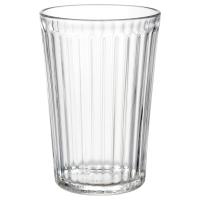 ВАРДАГЕН Стакан, прозрачное стекло