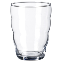 СКОЙА Стакан, прозрачное стекло