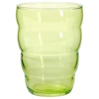 СКОЙА Стакан, светло-зеленый