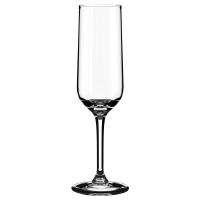 ХЕДЕРЛИГ Бокал для шампанского, прозрачное стекло