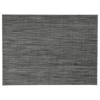 СНУББИГ Салфетка под прибор, темно-серый