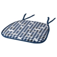 АНВЮ Подушка на стул, синий