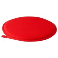 ЦИЛЛА Подушка на стул, красный
