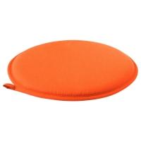 ЦИЛЛА Подушка на стул, оранжевый