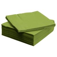 ФАНТАСТИСК Салфетка бумажная, классический зеленый